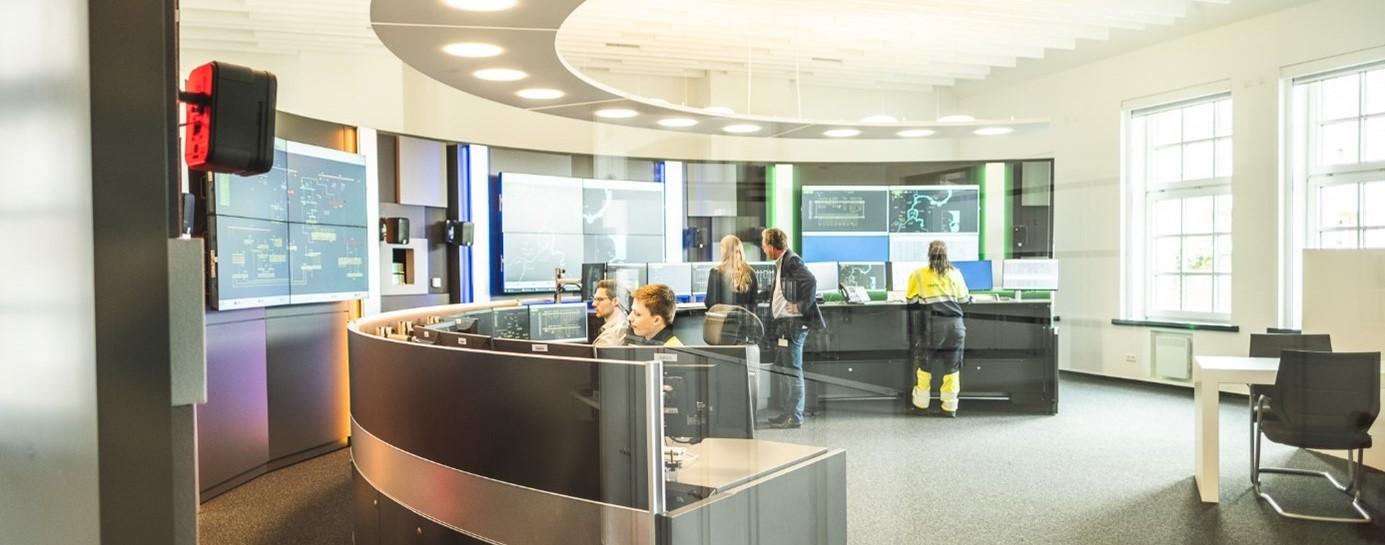 Unsere neue zentrale Netzleitstelle ist die modernste in ganz Schleswig-Holstein.