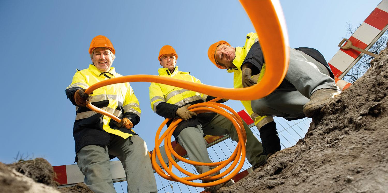Die aktuellen Baustellen der Netz Lübeck GmbH in Lübeck