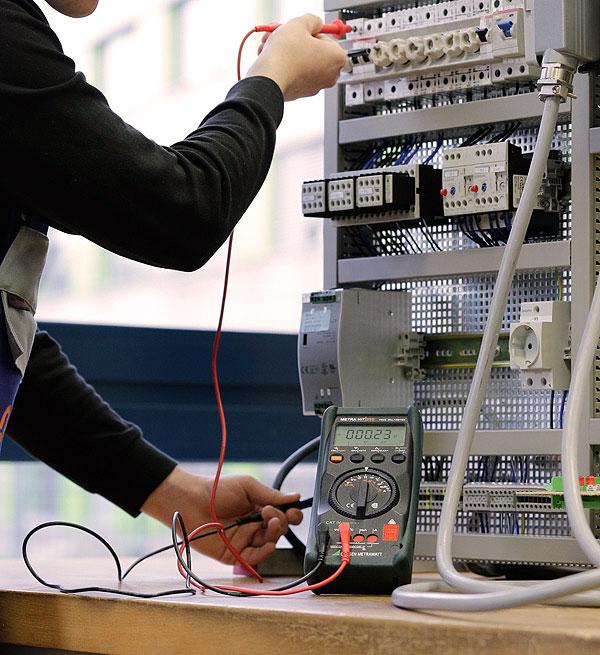 Ausbildung Elektriker/in