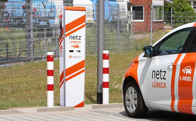 Netz Lübeck Auto