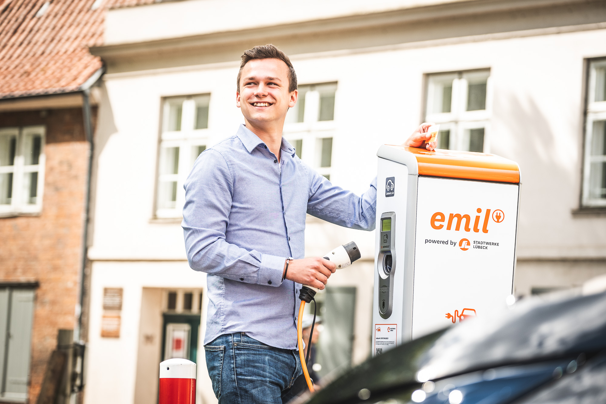 E-Mobilität in Lübeck