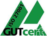 GUT cert ISO 27001