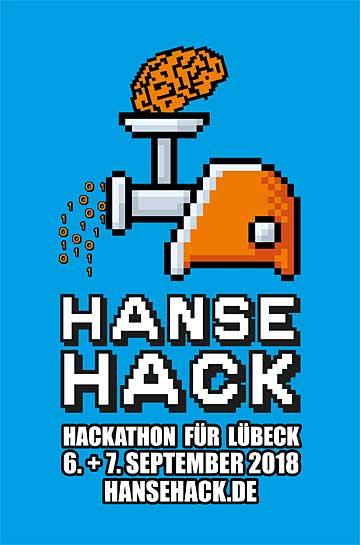 HanseHack-Plakat