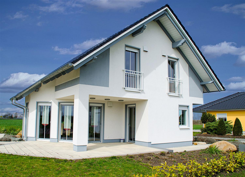 Hausanschluss für Einfamilienhaus