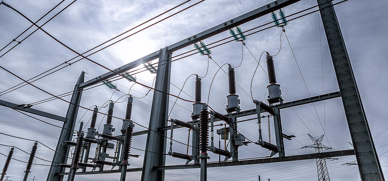Netzanschluss Strom