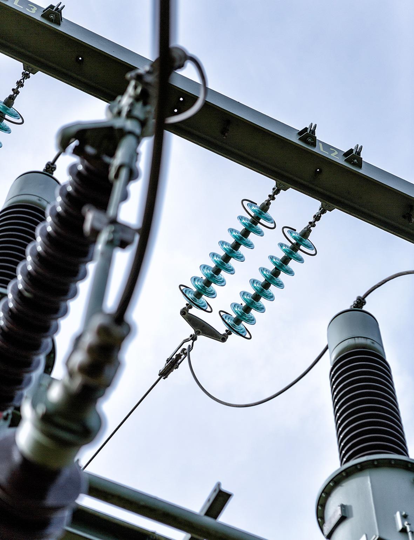 Stromversorgung Lübeck