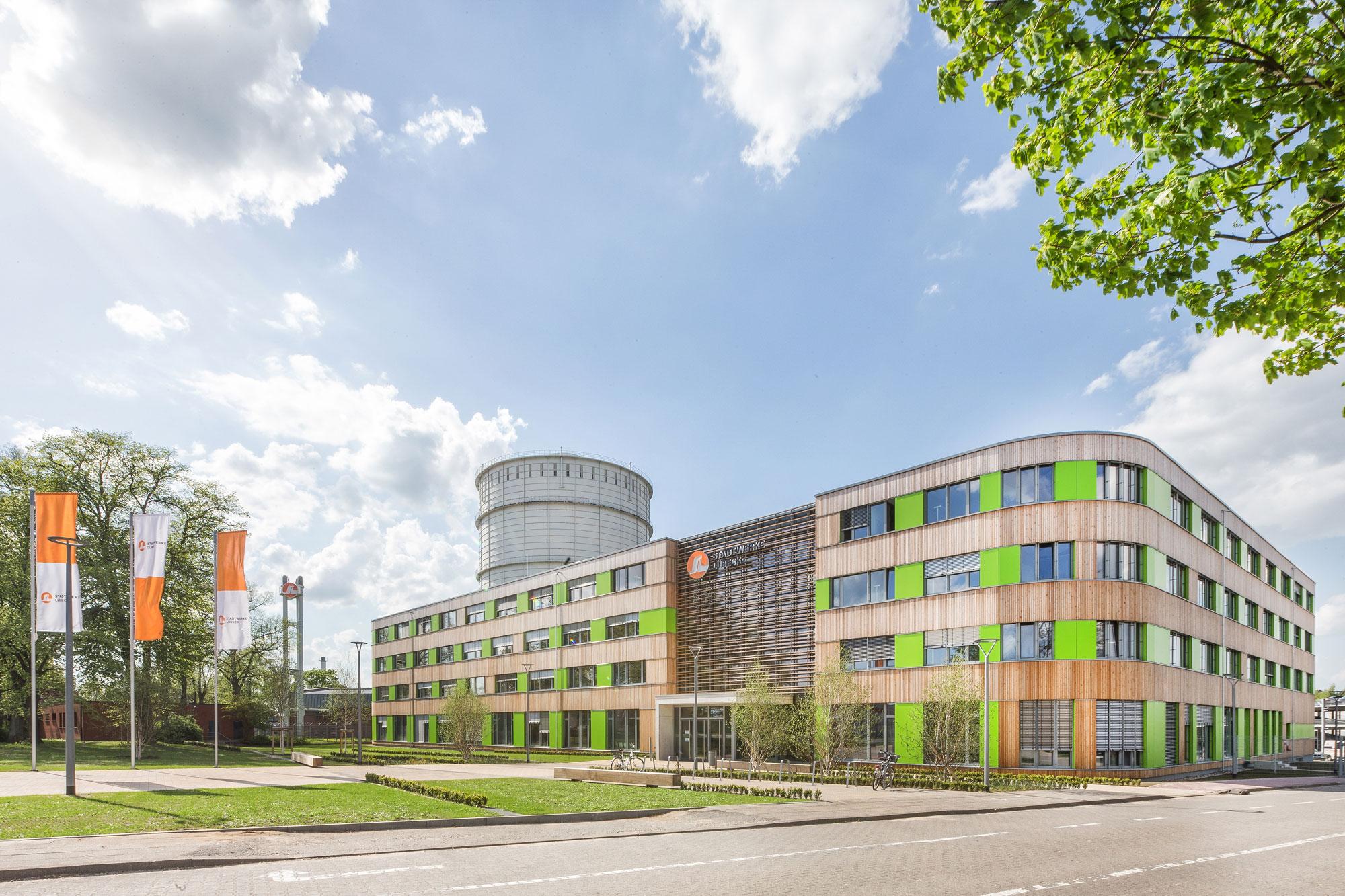 Unternehmenssitz Netz Lübeck